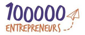 Logo 100000 entrepreneurs